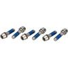 Ritchey WCS 4-Axis Vorbauschrauben 6 Stück silber